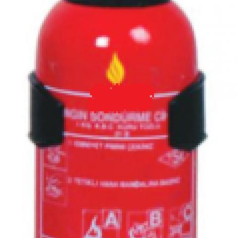 1 Kg ABC Kuru Kimyevi Tozlu Sürekli Basınçlı Yangın Söndürme Cihazı