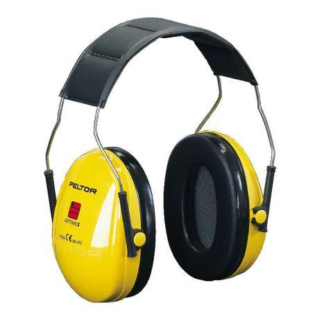 Peltor Optime 1 Baş Bantlı Kulaklık